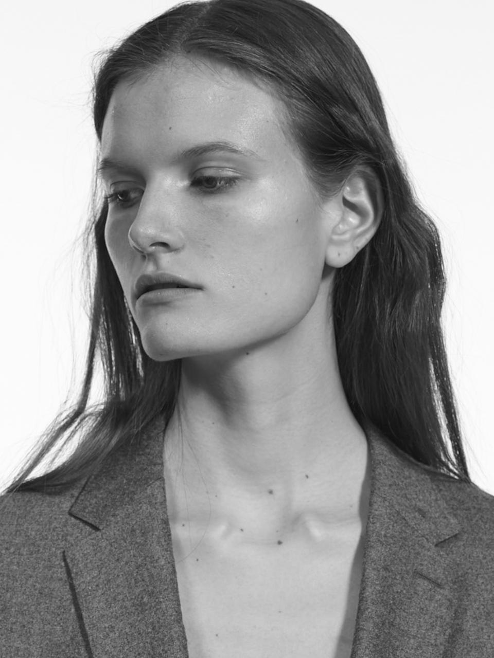 Portrait publicité cosmétique