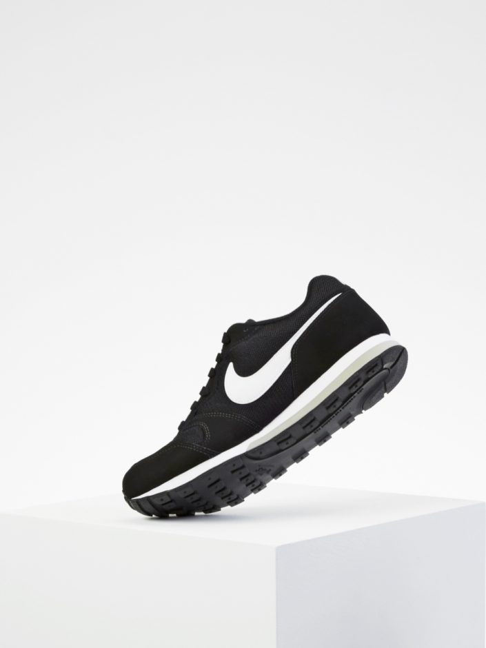 Nature morte chaussures nike black-white